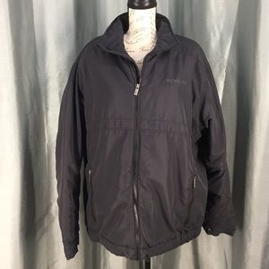 Columbia fully lined coat